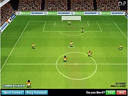 Juega al juego gratis The Champions 3D