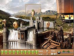 Jogar jogo grátis Alien Shots 3