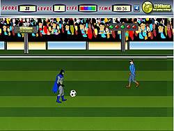 Gioca gratuitamente a Batman Soccer