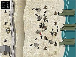Permainan Beach Assault