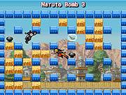 Jogar jogo grátis Naruto Bomb 3