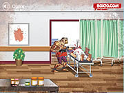 Play Zombie warrior man Game