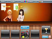 Play Soft drinks service Game