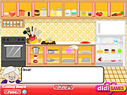 Play Grandmas kitchen 5 Game