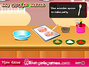 Play Summer bbq cooking Game