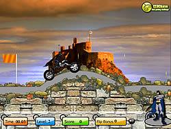 juego Batman The Dark Ride