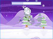 Play Snowy pony Game