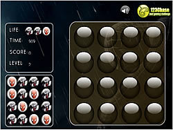 gra Memory Balls - Spiderman