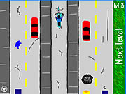 Cross The Street Game game