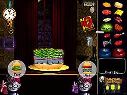 Katrina's Midnight Burger game