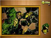 Puzzle Madness - Hulk game