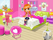 Play Cute yuki s  bedroom Game