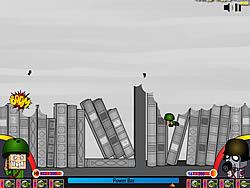 Bookcase Battle game
