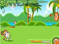 Juega al juego gratis Jeff Archery Master