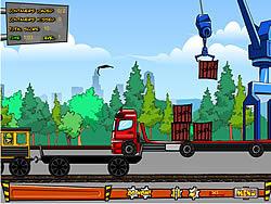 Coal Express game
