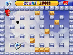 Shugo Chara Bomberman 2 game