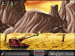 Ultimate Cannon Strike game