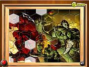 Hulk Family Fix My Tiles game