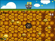 Play Spongebob squarepants get gold Game