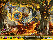Play Butterfly fantasy hidden butterflies Game