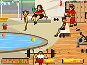 Play Naughty gym class Game