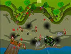 Gioca gratuitamente a Endless War 1
