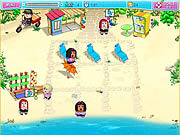 Play Huru beach party Game