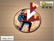 เล่นเกมฟรี Pic Tart - Superman