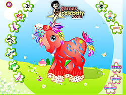 Lovely Pony game