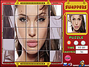 Swappers Angelina Jolie game