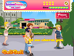 Jogar jogo grátis Charming School
