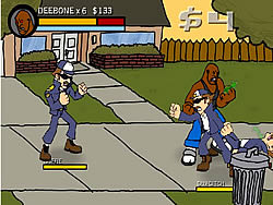 Permainan Thug Jacker Half