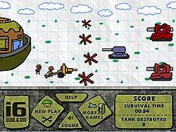 Gioca gratuitamente a Ant Soldier