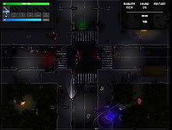 Zombie Outbreak Beta game
