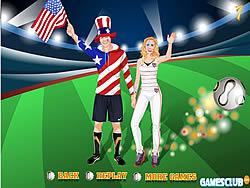 Jogar jogo grátis World Cup Fans
