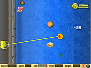 Play Spongebob squarepants food snatcher Game
