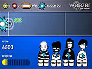 Play Weezer jam session Game