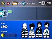 Weezer Jam Session game