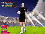 Play Christiano ronaldo dressup Game