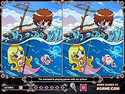 Lovely Mermaid game