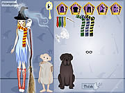 Play Hogwarts avatar creator Game