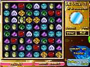 Play Arabian jewels Game