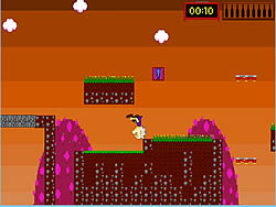 Leapy Louie Ground Skeeper game