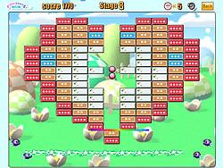 Star Kirby Brick War game