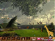 Hidden Objects - Zoo game