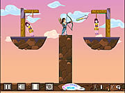 Play The hero save beauties Game