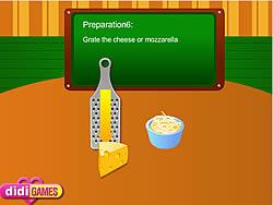 Bella's Pizza game