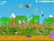 Play Afra fly Game