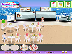 Seaside Cafe game