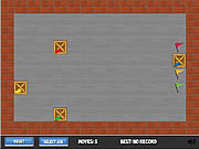 Play Warehouse worker Game